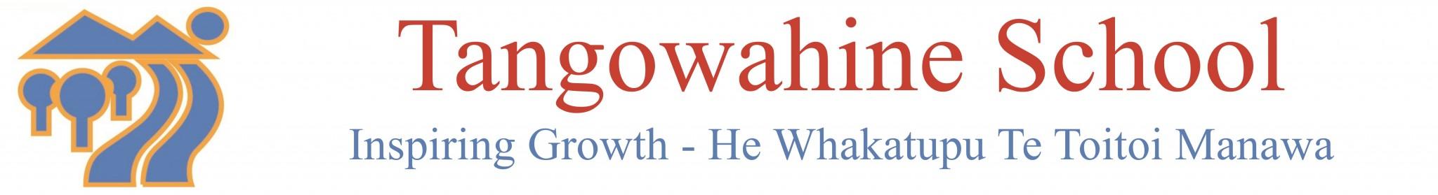 Tangowahine School Logo